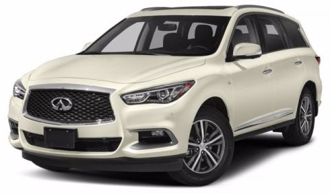 New 2020 INFINITI QX60 Essential