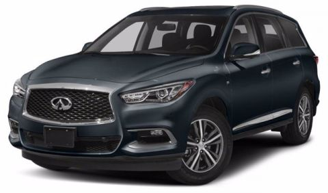 New 2020 INFINITI QX60 ProACTIVE