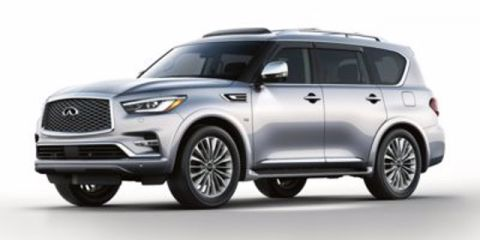 New 2020 INFINITI QX80 ProACTIVE